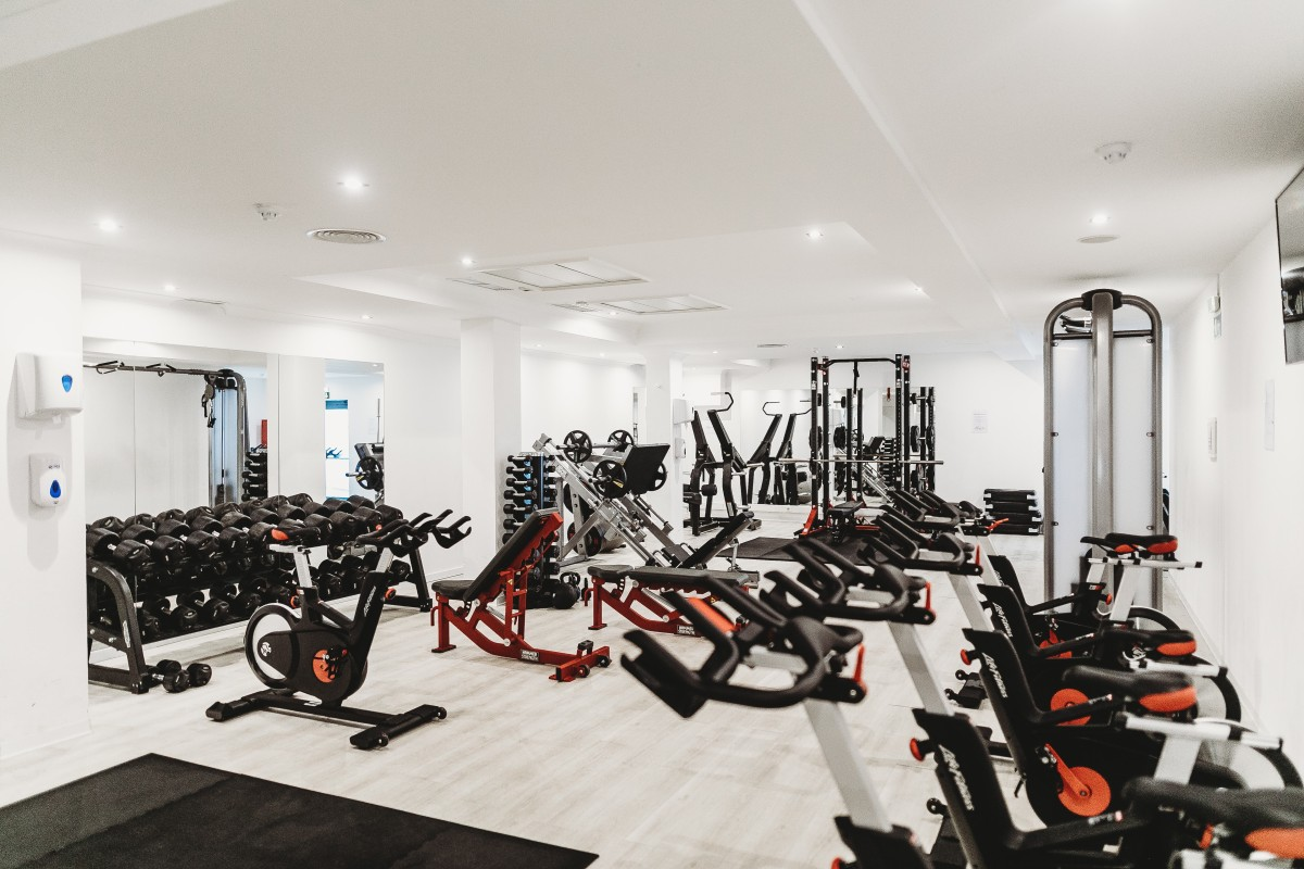 Gym construction and development, bespoke peoperties